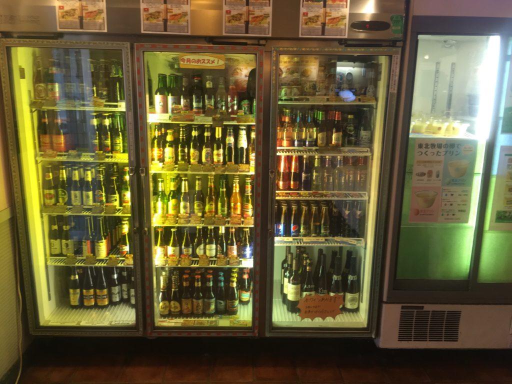 SAKURA CAFE ビール
