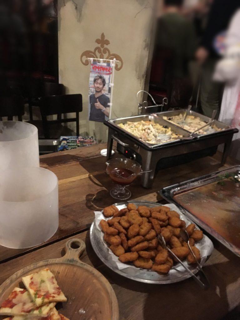 ナゲット キリストンカフェ