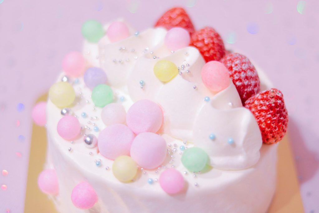 可愛い ケーキ