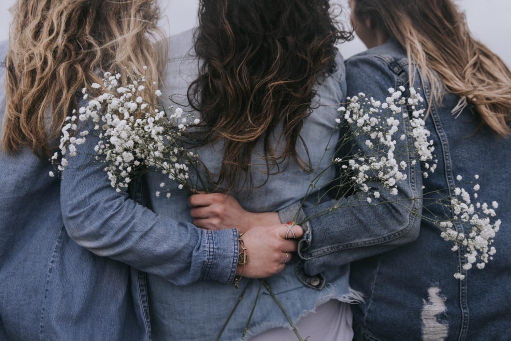 女の子たち
