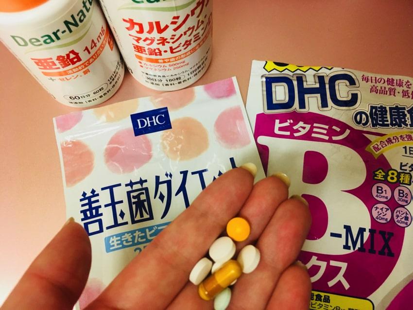 ダイエット カルシウム ビタミンB